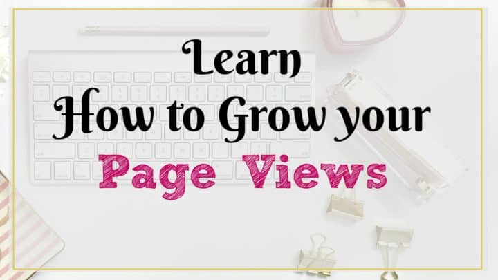 Grow your page views